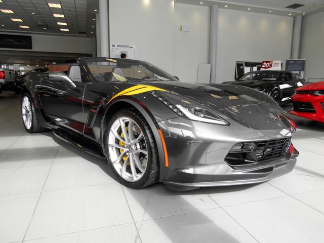 2019 Chevrolet Corvette Grand Sport (Stk: K9-30210) in Burnaby - Image 2 of 8