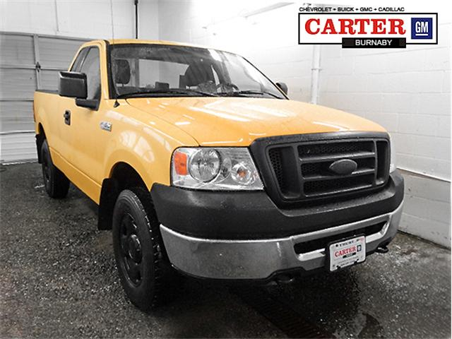 2007 Ford F-150 XL (Stk: J7-53532) in Burnaby - Image 1 of 20