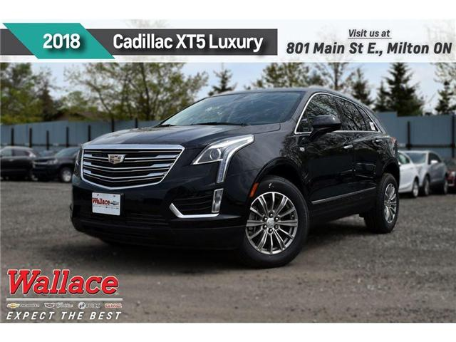 2018 Cadillac XT5 Luxury (Stk: 170990) in Milton - Image 1 of 11