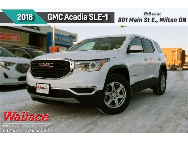 2018 GMC Acadia SLE-1 (Stk: 175468) in Milton - Image 1 of 10