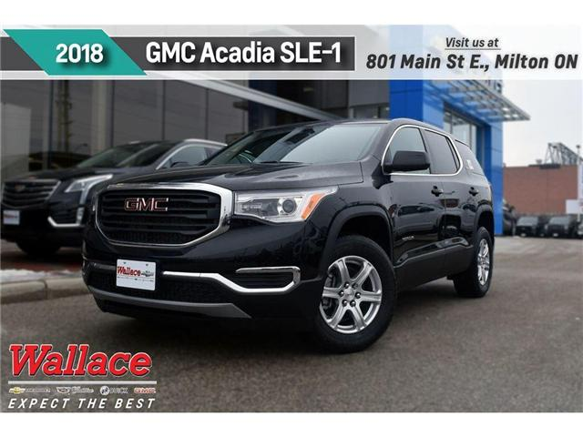 2018 GMC Acadia SLE-1 (Stk: 180567) in Milton - Image 1 of 8