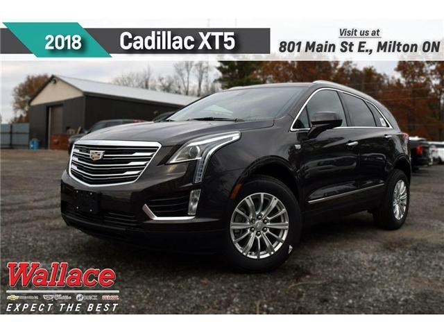 2018 Cadillac XT5 Base (Stk: 146763) in Milton - Image 1 of 10