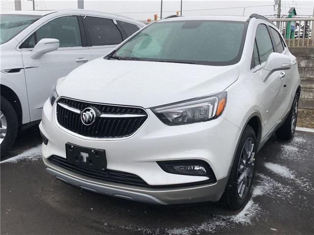 2018 Buick Encore Sport Touring (Stk: 533409) in BRAMPTON - Image 1 of 5