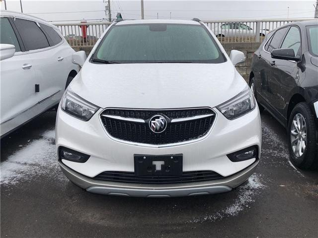 2018 Buick Encore Sport Touring (Stk: 533409) in BRAMPTON - Image 2 of 5