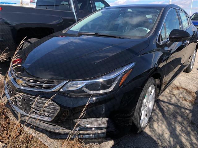 2018 Chevrolet Cruze Premier Auto (Stk: 559483) in BRAMPTON - Image 1 of 5