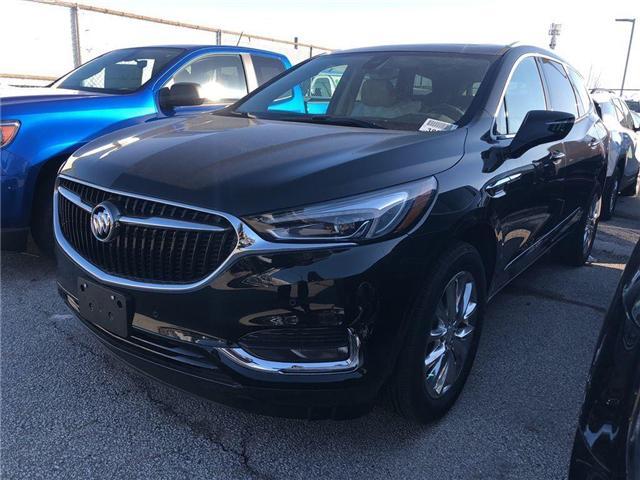 2018 Buick Enclave Premium (Stk: 220836) in BRAMPTON - Image 1 of 5
