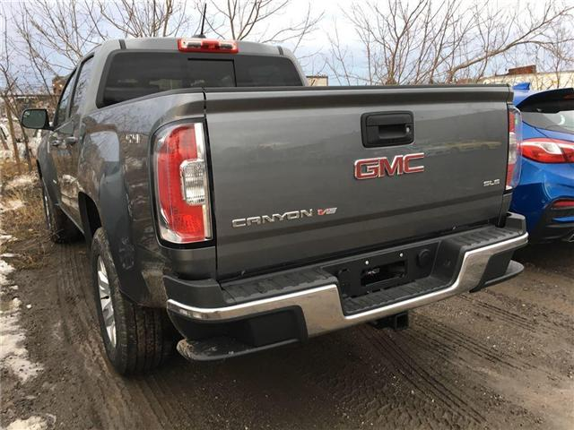 2018 GMC Canyon  (Stk: 173277) in Markham - Image 2 of 5