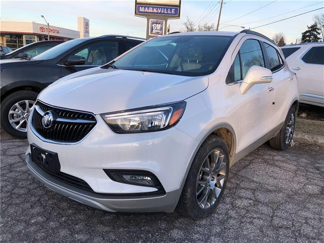2018 Buick Encore Sport Touring (Stk: 585489) in Markham - Image 1 of 5