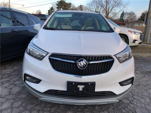 2018 Buick Encore Sport Touring (Stk: 585489) in Markham - Image 2 of 5