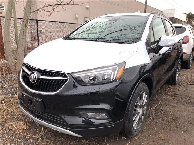 2018 Buick Encore Sport Touring (Stk: 579363) in Markham - Image 1 of 5