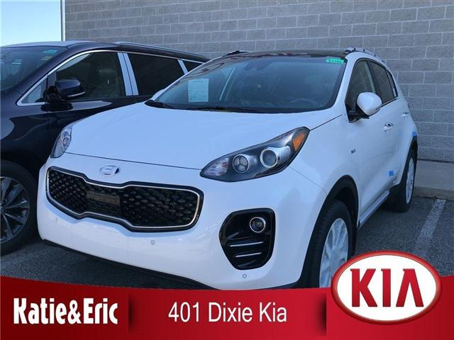 2018 Kia Sportage EX Tech (Stk: ST18063) in Mississauga - Image 1 of 6