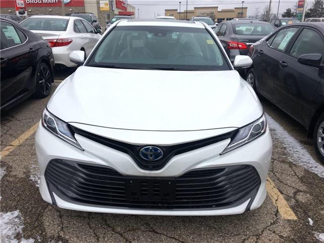 2018 Toyota Camry Hybrid XLE (Stk: 8CH222) in Georgetown - Image 2 of 5