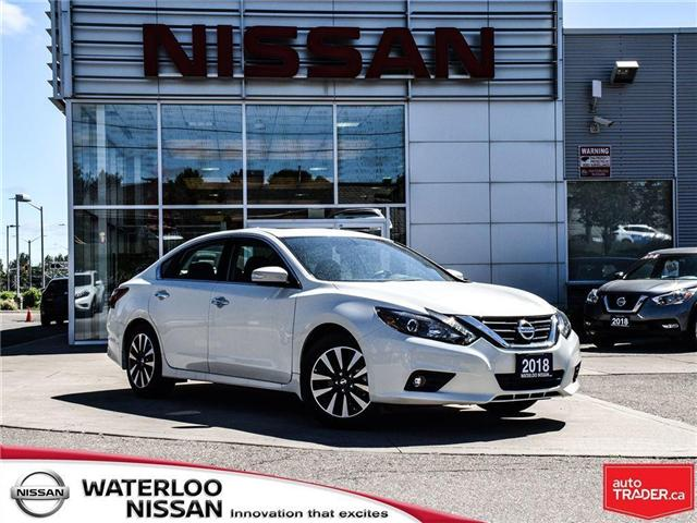 2018 Nissan Altima  (Stk: 18029) in Waterloo - Image 1 of 21
