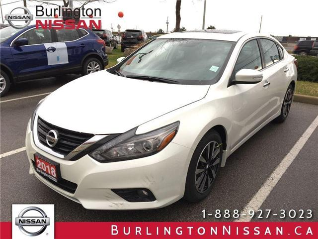 2018 Nissan Altima 2.5 SL Tech (Stk: X5304) in Burlington - Image 1 of 5