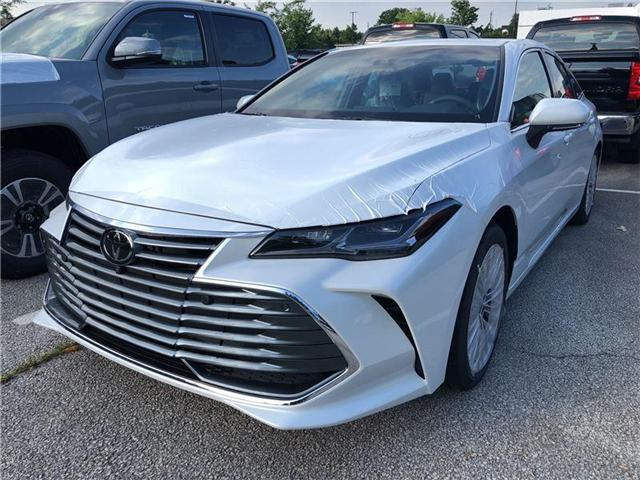 2019 Toyota Avalon Limited (Stk: 195008) in Burlington - Image 1 of 5
