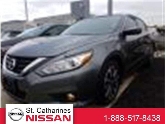 2018 Nissan Altima 2.5 SV (Stk: AL18001) in St. Catharines - Image 1 of 1