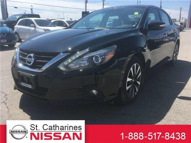 2018 Nissan Altima 2.5 SL Tech (Stk: AL18018) in St. Catharines - Image 1 of 14