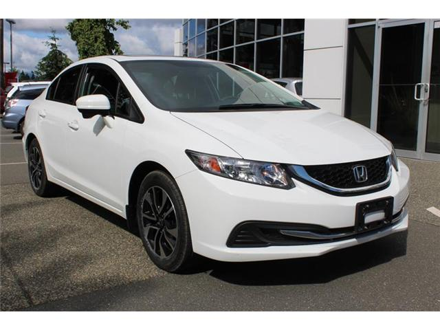 2014 Honda Civic EX (Stk: 11688B) in Courtenay - Image 1 of 25