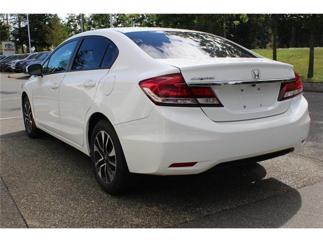 2014 Honda Civic EX (Stk: 11688B) in Courtenay - Image 5 of 25