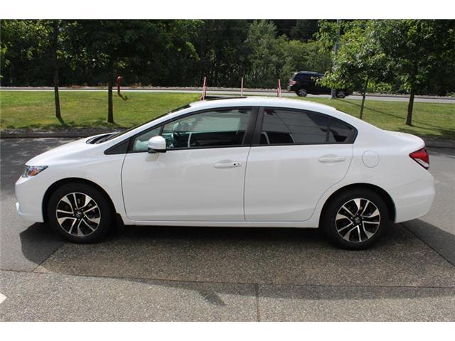 2014 Honda Civic EX (Stk: 11688B) in Courtenay - Image 6 of 25