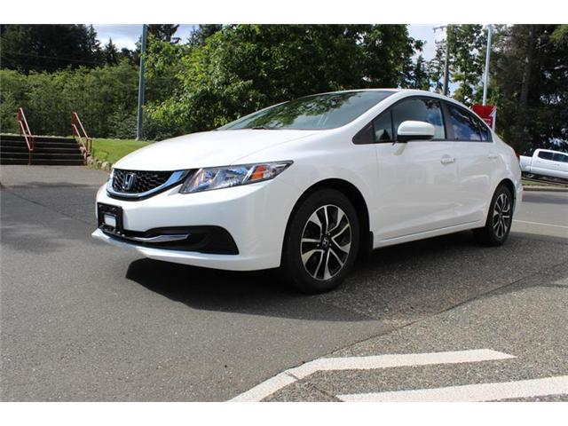 2014 Honda Civic EX (Stk: 11688B) in Courtenay - Image 7 of 25