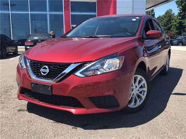 2017 Nissan Sentra 1.8 SV. SOLD AND PENDING DELIVERY (Stk: N3235A) in Mississauga - Image 2 of 21