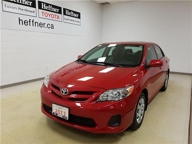 2013 Toyota Corolla  (Stk: 185667) in Kitchener - Image 1 of 20