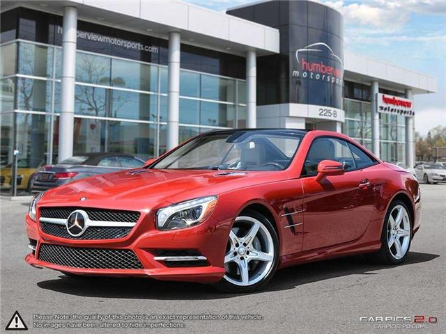 2013 Mercedes-Benz SL-Class Base (Stk: 18MSX354) in Mississauga - Image 1 of 27