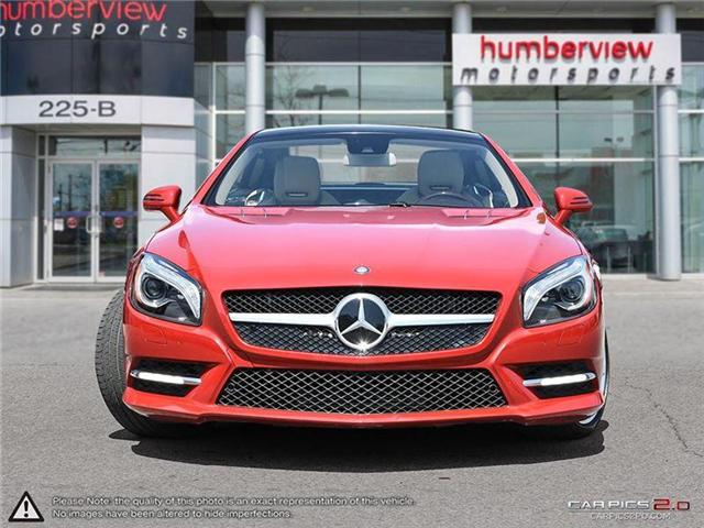 2013 Mercedes-Benz SL-Class Base (Stk: 18MSX354) in Mississauga - Image 2 of 27