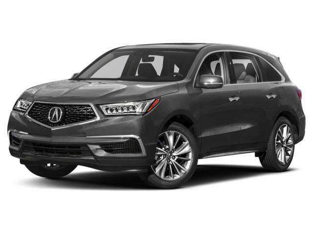 2018 Acura MDX Technology Package (Stk: J803248) in Brampton - Image 1 of 9