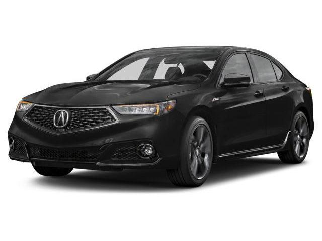 2019 Acura TLX Tech A-Spec (Stk: K800603) in Brampton - Image 1 of 3