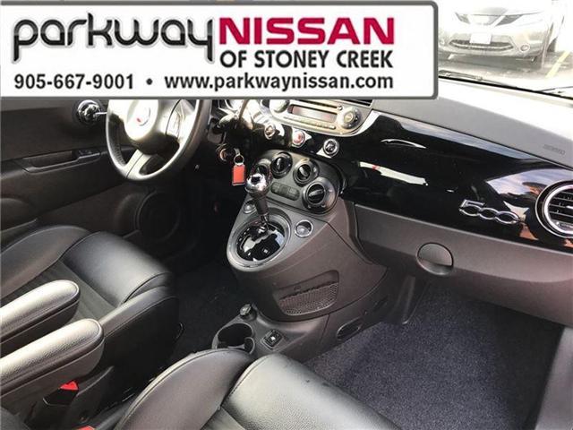 2015 Fiat 500 Sport (Stk: N1216) in Hamilton - Image 9 of 14