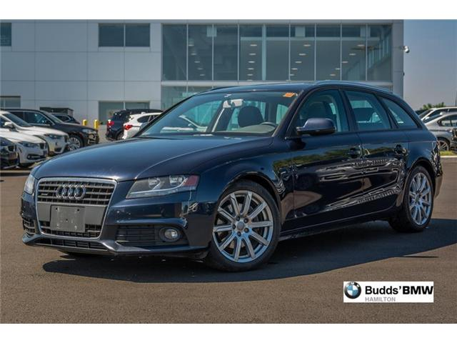 2010 Audi A4 2.0T (Stk: DH3054A) in Hamilton - Image 1 of 13