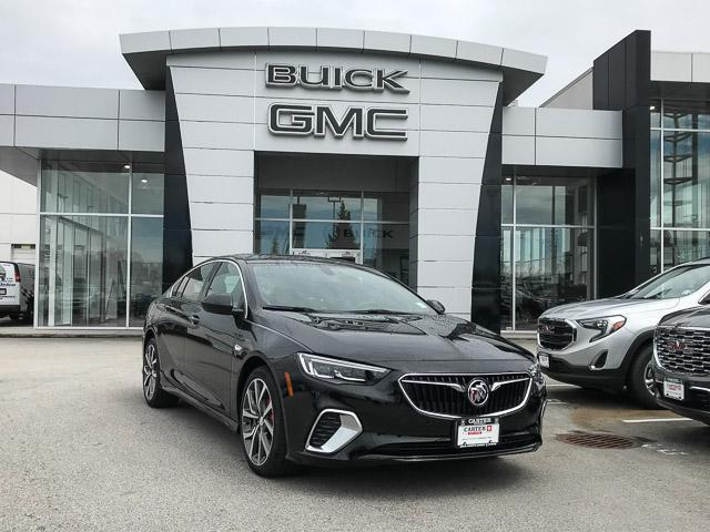 2018 Buick Regal Sportback GS (Stk: 8K43810) in North Vancouver - Image 2 of 7