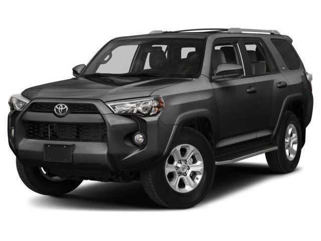 2018 Toyota 4Runner SR5 (Stk: 582593) in Milton - Image 1 of 9