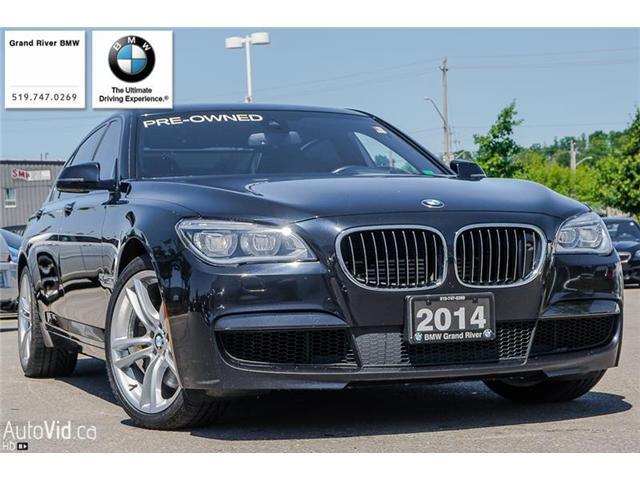 2014 BMW 750  (Stk: PW4393) in Kitchener - Image 1 of 22