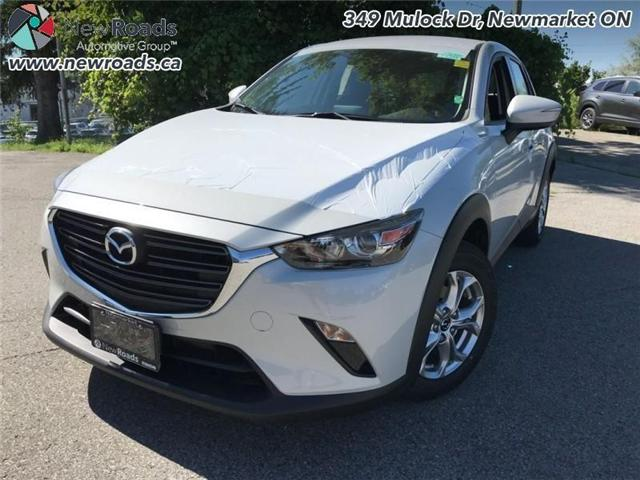 2019 Mazda CX-3 GS (Stk: 40430) in Newmarket - Image 1 of 21
