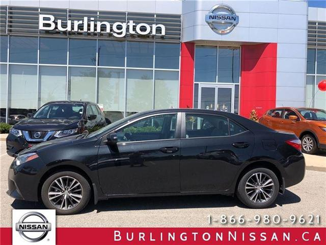 2016 Toyota Corolla LE (Stk: A6537) in Burlington - Image 1 of 15