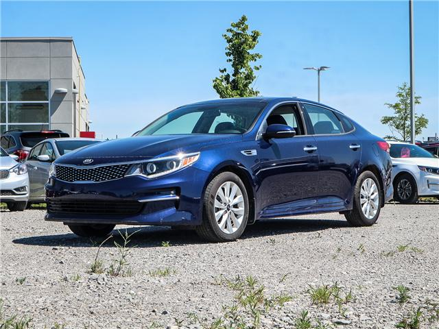 2016 Kia Optima EX Tech (Stk: 6360P) in Scarborough - Image 1 of 29