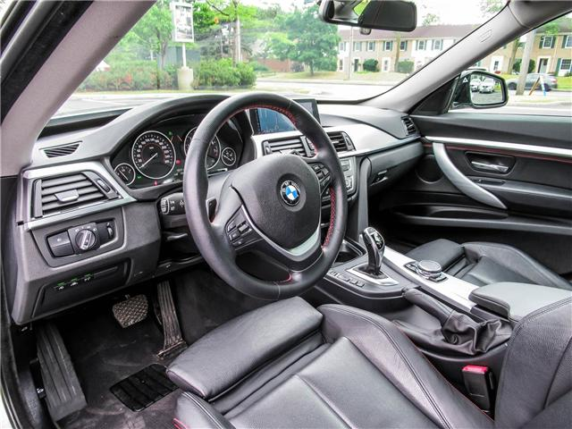 2015 BMW 328i xDrive Gran Turismo (Stk: N18674A) in Thornhill - Image 10 of 31