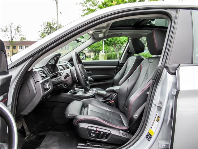 2015 BMW 328i xDrive Gran Turismo (Stk: N18674A) in Thornhill - Image 11 of 31