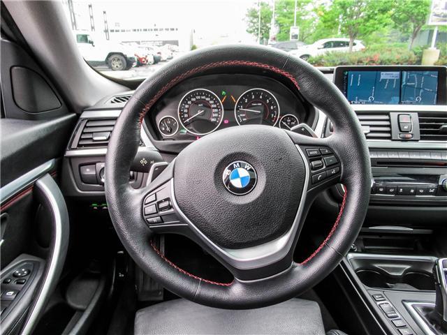 2015 BMW 328i xDrive Gran Turismo (Stk: N18674A) in Thornhill - Image 13 of 31