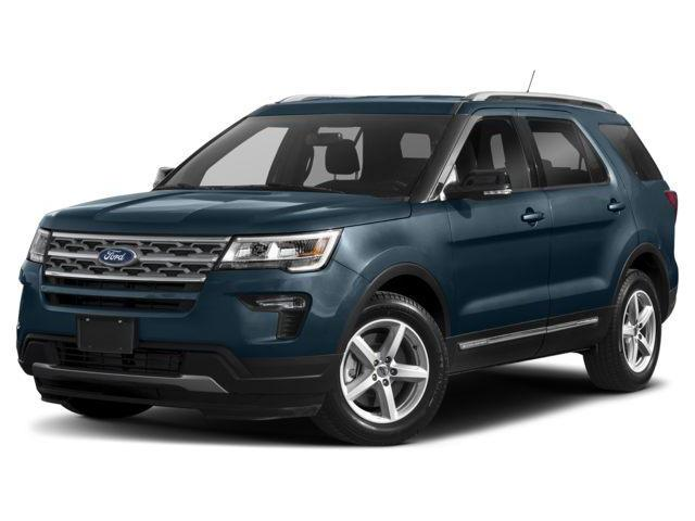 2018 Ford Explorer Platinum (Stk: J-1345) in Calgary - Image 1 of 9