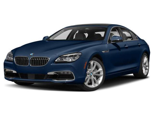 2019 BMW 640i xDrive Gran Coupe (Stk: 19027) in Thornhill - Image 1 of 9