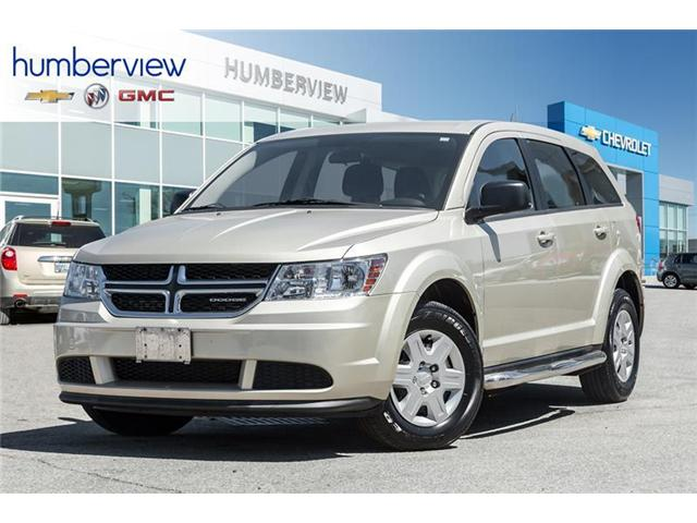 2011 Dodge Journey Canada Value Package (Stk: B8W006A) in Toronto - Image 1 of 20