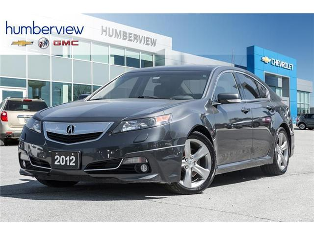 2012 Acura TL Base (Stk: T8S032AA) in Toronto - Image 1 of 21