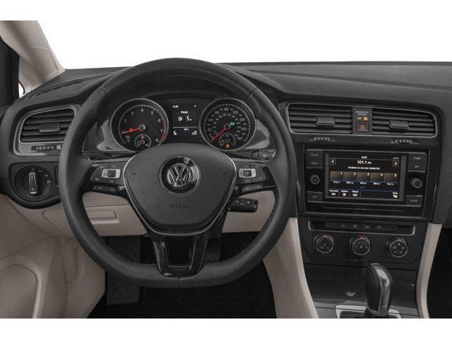 2018 Volkswagen Golf 1.8 TSI Trendline (Stk: V9713) in Toronto - Image 4 of 9