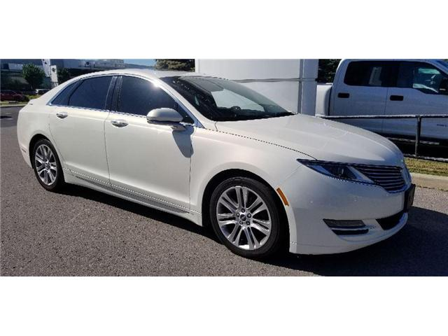 2013 Lincoln MKZ Base (Stk: 18MU1595A) in Unionville - Image 1 of 6