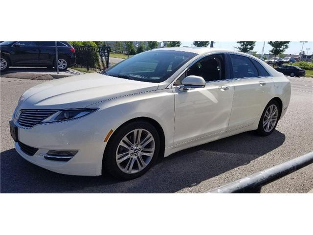 2013 Lincoln MKZ Base (Stk: 18MU1595A) in Unionville - Image 2 of 6
