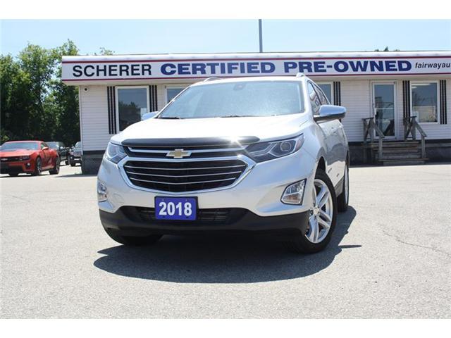 2018 Chevrolet Equinox Premier (Stk: 580690) in Kitchener - Image 1 of 9